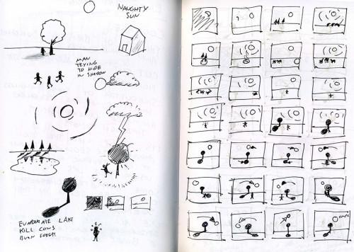 Sun-Storyboard-Page1
